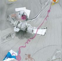 family secrets. Un proyecto de Diseño, Ilustración y Publicidad de Laia Jou - 17-08-2012