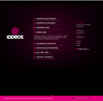 Iddeos Comunicación S.L. Un proyecto de Desarrollo de software de Javier Fernández Molina - Sábado, 01 de septiembre de 2012 20:04:03 +0200