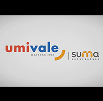 UMIVALE corporativo. Um projeto de Design, Música e Áudio, Motion Graphics e Cinema, Vídeo e TV de Sergi Sanz Vázquez         - 09.09.2012