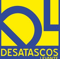 Desatascos Levante. Un proyecto de Diseño e Ilustración de Yolanda González López         - 10.09.2012