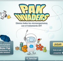 Pak Invaders. A Design, Illustration, and UI / UX project by Cubik  - Sep 20 2012 07:06 PM