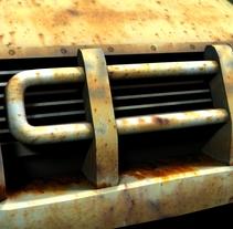 Mad Drive. Um projeto de Design, Desenvolvimento de software e 3D de Juan Manuel Ramón Vigo         - 22.09.2012