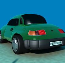 Vehículos 2. Um projeto de Design, Ilustração, Publicidade, Fotografia, Cinema, Vídeo e TV e 3D de Lorenzo Berjano - 25-09-2012