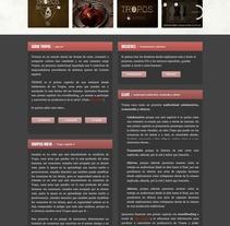 Tropos. Un proyecto de Ilustración y Desarrollo de software de Jose Abellán         - 03.10.2012