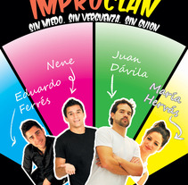 Improclán. A Design, Illustration, and Advertising project by Stepario         - 04.10.2012