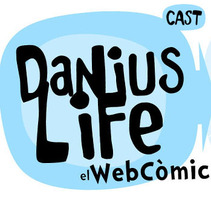 Danius Life CAST. A Illustration project by Dànius Dibuixant - Il·lustrador - comicaire         - 06.10.2012