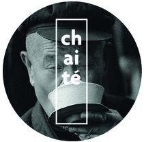 IDENTIDAD TETERÍA CHAITÉ. Un proyecto de  de Elena Alexeeva - 11-10-2012
