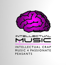 Intellectual Music. A Design, Illustration, and Advertising project by Alberto Fernández García         - 13.10.2012