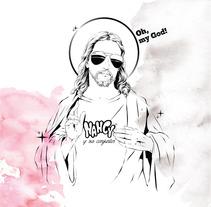 Ilustración & diseño para T-shirt. Un proyecto de Diseño, Ilustración y Publicidad de Pablo  García García         - 20.10.2012