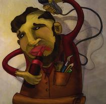 ECCE HOMO. Un proyecto de Ilustración de Manuel Moya Gomez - 14-11-2012