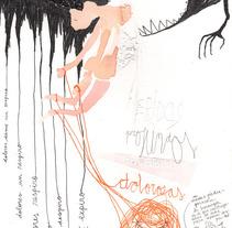 Dolores, give me a break. Um projeto de Ilustração de Laia Jou         - 18.11.2012