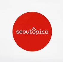 identidad Seoutópico. Um projeto de Design, Publicidade e Fotografia de Tomás Castro         - 20.11.2012