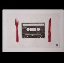 impresiones manuales. Un proyecto de Diseño e Ilustración de Damián Quiroga Barrera         - 19.12.2012