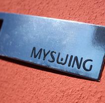 MYSWING. Un proyecto de Diseño de Mr.Baylo  - 12-01-2013
