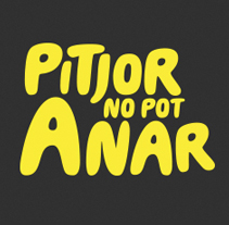 Pitjor no pot anar. A Illustration, and Motion Graphics project by SOPA Graphics   - 23-01-2013