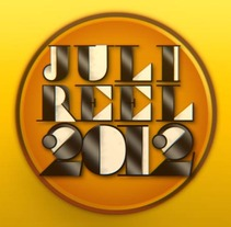 Juli Reel D12. A Design, Advertising, Music, Audio, Motion Graphics, Photograph, Film, Video, TV, and 3D project by juli  - 31-01-2013
