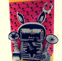 Monstrum. A Illustration project by Juan Shapan         - 01.02.2013