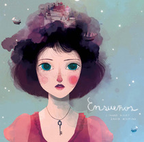 ENSUEÑOS. A Design&Illustration project by Conrad Roset - 02.11.2013