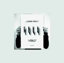 VERLO tv. A Design, Illustration, Advertising, Film, Video, and TV project by Anna Alajarin Portas         - 13.02.2013