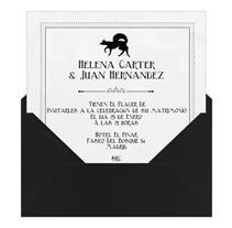 Invitaciones de Boda . A Design&Illustration project by Invitaciones y tarjetas virtuales         - 15.02.2013