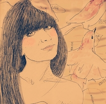 ILLUSTRATIONS. A  project by gisela rodriguez fernandez         - 15.02.2013
