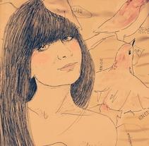 ILLUSTRATIONS. Un proyecto de  de gisela rodriguez fernandez         - 15.02.2013