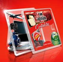 Cortaditas. A Design project by Ruth Vilató - 06-03-2013