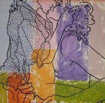 Mil maneras de querrerte. Um projeto de Ilustração e Instalações de Mon Lendoiro         - 13.03.2013