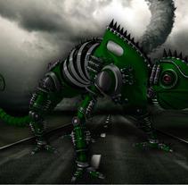 Camaleón. A Design, Software Development, 3D&IT project by nik4 - 17-03-2013