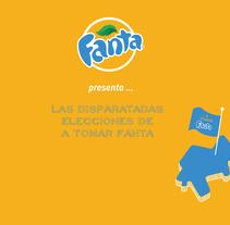A Tomar Fanta. Um projeto de  de Lidia Gutiérrez Gonçalves         - 01.04.2013