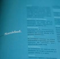Garbo. A Design, and Editorial Design project by sonia beroiz - 01-04-2009