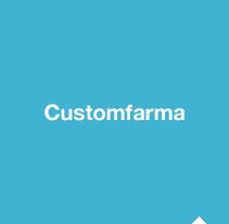 Customfarma. A Design, and UI / UX project by Aditiva Design - 03-04-2013