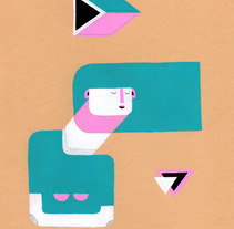 Girlmetric. A Illustration, and Graphic Design project by Alba Vilardebò         - 07.04.2013