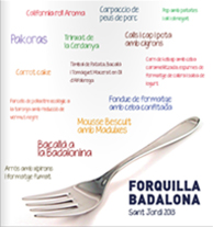 Forquilla Badalona. A Design project by Manel S. F.         - 13.04.2013