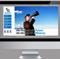 Web Html Gecsa. A Design, and Software Development project by Dues Creatius          - 19.04.2013