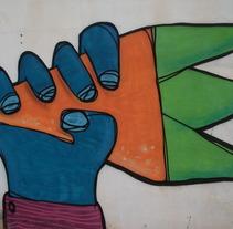 """Este soy yo"". A  project by ZANART - 20-04-2013"