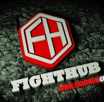 FIGHT HUB. Un proyecto de Motion Graphics y 3D de renerene         - 24.04.2013