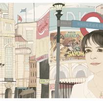 últimos encargos. A Illustration project by Cecilia Sánchez         - 26.04.2013