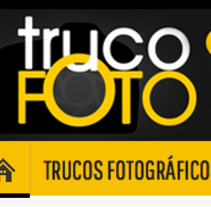 Fundador de TRUCOFOTO, revista digital sobre fotografía. A Photograph, Architecture, Br, ing, Identit, Film, Video, TV, Web Development, Graphic Design, Web Design, Writing, Marketing, Social Media, and UI / UX project by Ángel Carrera - May 28 2013 12:00 AM
