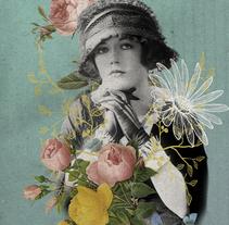 Paris Vintage. A Design&Illustration project by Angel Apolinar         - 28.05.2013