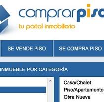 Portales de Compra/Venta. Um projeto de Design e Desenvolvimento de software de Víctor Ramos Crego         - 13.06.2013