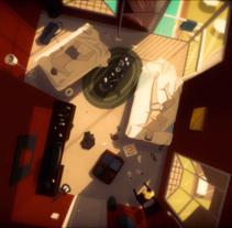 The Otter Dream Inn. Un proyecto de Cine, vídeo y televisión de Coke Navarro - 22-06-2013