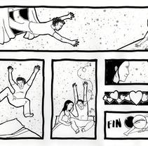 Comic. Um projeto de Ilustração de Elena Quintana Veci         - 20.06.2013