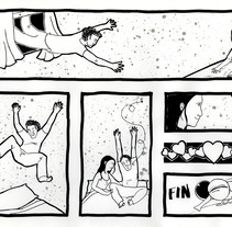 Comic. A Illustration project by Elena Quintana Veci         - 20.06.2013