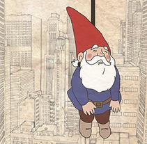 Campaña para el día del árbol. A Illustration, and Advertising project by Saul Rull         - 24.06.2013