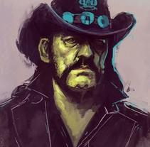 Portraits. A Illustration project by Josan Gonzalez - Jun 24 2013 02:44 PM