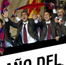 Levante U.D. - El año del ascenso.. A Design project by Gonzalo Dubón Bayarri         - 24.06.2013