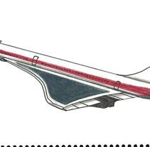 Aviación Ilustrada. A Illustration project by Javier de la Fuente Montenegro         - 02.07.2013
