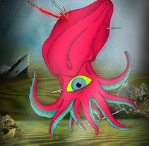 Ilustración digital. Un proyecto de Ilustración de Javier P - 06-07-2013