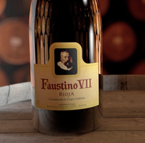 Bodegas Faustino VII. A Advertising, Motion Graphics, Film, Video, TV, and 3D project by Yon González de Amezúa         - 21.07.2013